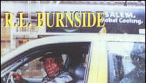 Turning the tables on Burnsideâ??s deep blues
