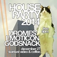 Two dance nights revived this December: House Party and I Don't See Nothin' Wrong
