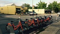 Two restaurants on the verge of happening in College Park, plus: bikes!
