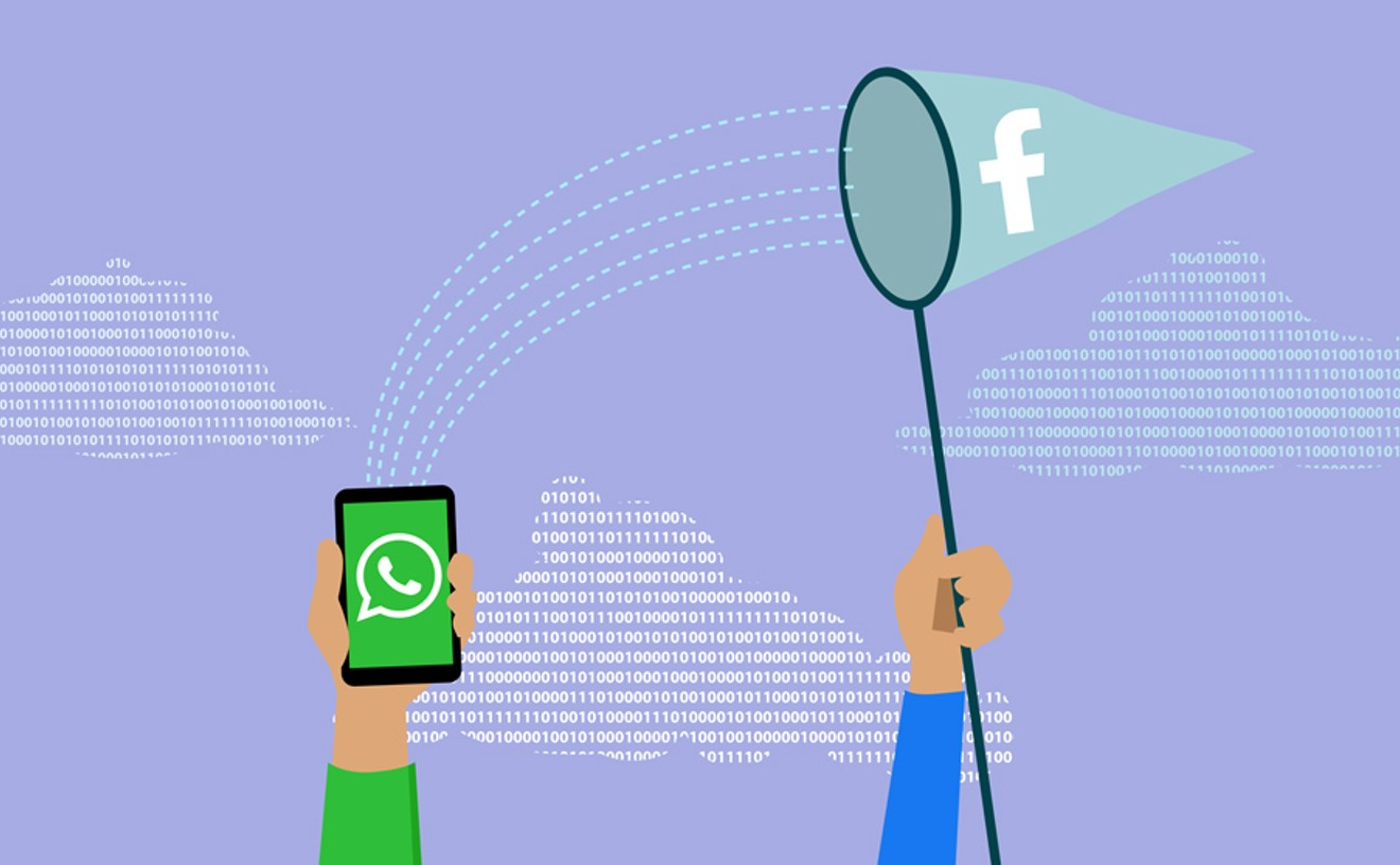 Every day, Facebook subverts WhatsApp users' privacy protections by examining their encrypted messages and images | News | Orlando