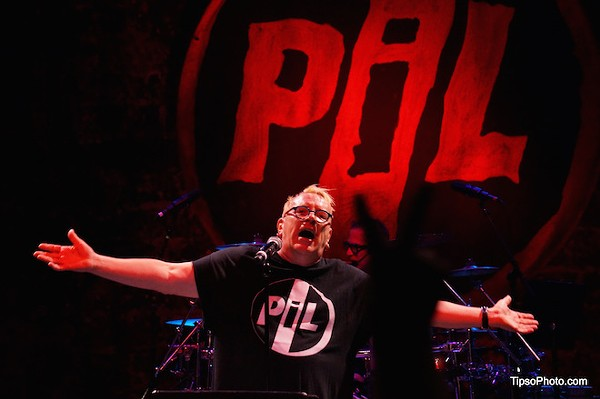Spice of choice: Photos from Public Image Ltd. at the Plaza Live - PHOTO BY TIPSO PHOTO