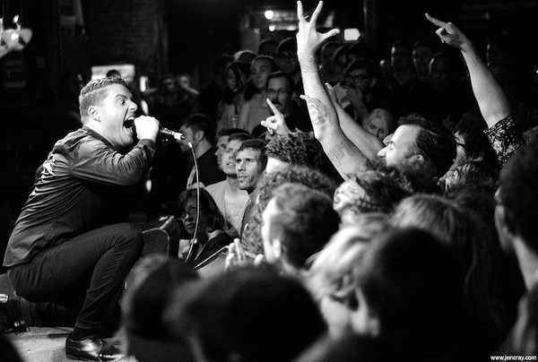 Come back: Photos from Deafheaven and Tribulation at the Social - PHOTO BY JEN CRAY