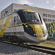 Brightline's 'higher speed' train service will begin this weekend in Florida