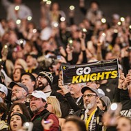 Florida lawmaker files bill to create 'national champion' license plates for UCF