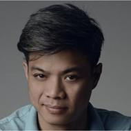 Top Chef Season 3 winner Hung Huynh cheffing at Morimoto Asia