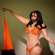 Have your faith in the future restored at Emerald City Cabaret's sci-fi burlesque at the Venue
