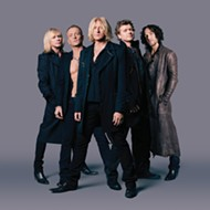 Journey and Def Leppard are coming to Florida, just not Orlando