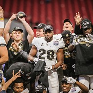 The UCF football team will be honored at Orlando's 2018 Pro Bowl
