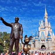 Disney parks revenue went up $5.2 billion last fiscal quarter