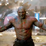 Dave Bautista is mad online at the City of Tampa