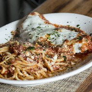 Peppino's Italian Kitchen cuts a nice figure in the Hourglass District