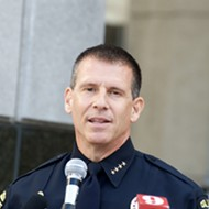 Orlando Police Chief John Mina is officially running for Orange County Sheriff