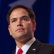 A brief history of Marco Rubio doing jack shit about gun violence
