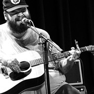 4AD country artist John Moreland bleeds for Orlando, Ruston Kelly rises from Nashville's underbelly