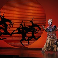 Currently running at Orlando's Dr. Phillips Center, 'The Lion King' still reigns