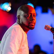 Wyclef Jean will headline the 2018 Orlando Caribbean Festival this March