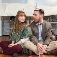 Local theater powerhouses join forces for 'Ghost' and 'Funeral Party'
