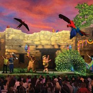 Disney's new 'Up!'  attraction will open this April