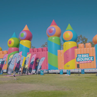 The world's largest bounce house is coming to Orlando