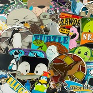 After watching Disney for nearly two decades, SeaWorld Orlando decides to finally get in on the pin trading craze