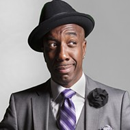 'Curb Your Enthusiasm' star JB Smoove stops into the Improv this week