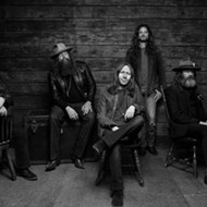 Blackberry Smoke to play free show in Orlando this weekend