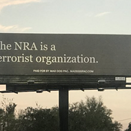 Florida billboard calls the NRA a 'terrorist organization'