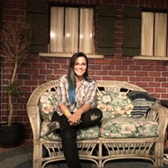 Set designer Samantha DiGeorge helps make Theater on the Edge one of the best in Orlando