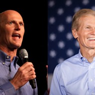 Rick Scott edges out Bill Nelson in latest poll on Senate race