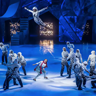 Cirque du Soleil's first ever ice skating show, 'Crystal,' is coming to Orlando this summer