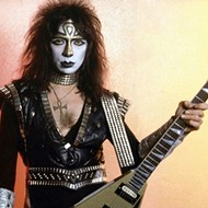 For old-school shred-heads, the return of Vinnie Vincent at Spooky Empire is the best surprise of 2018