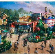 Disney Releases Full Menu For Woody S Lunch Box At Toy Story Land