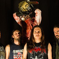 Exhumed and Gruesome will co-headline show at Will's Pub this summer