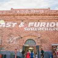 The Fast and Furious attraction is now in soft opening at Universal Orlando