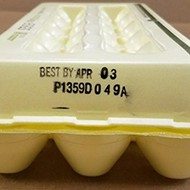 Publix recalls eggs after concerns of a salmonella contamination