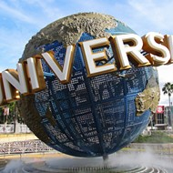 Universal Studios announces a 15 percent growth in theme park revenue