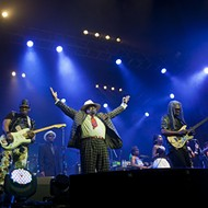 Funk godfather George Clinton brings Parliament-Funkadelic to House of Blues