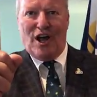 "Here's Orlando Mayor Buddy Dyer's gigantic UCF ""national champions"" ring"
