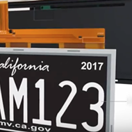 Digital license plates could be available in Florida soon