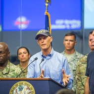 Florida officials shouldn't rely on feds right after hurricane, FEMA chief says