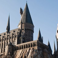 Universal's Harry Potter and the Forbidden Journey now equipped with 4k-HD projectors