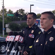 Orlando man holds 4 children hostage after shooting officer, police say