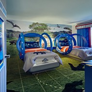 'Jurassic World' kid suites now available at Universal's Loews Royal Pacific resort