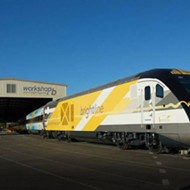 Orange County gives go-ahead for 'higher speed' Brightline train to lay tracks through wetlands