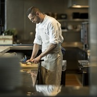 Talented young gun Gabriel Massip helms the flagship restaurant at the finest resort in Orlando