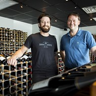 Hospitality counts for everything at Rob Chase and Brian Kerney's Digress Wine