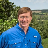 Adam Putnam says firm hired by state officials caused wildfire in Northwest Florida