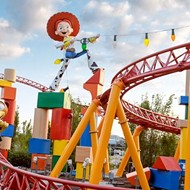Disney's Toy Story Land will open this Saturday