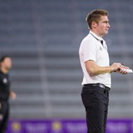 Former Lion will become Orlando City Soccer Club's new head coach