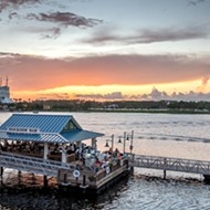 Orlando's Boathouse ranked among OpenTable's best 'al fresco' restaurants in the country